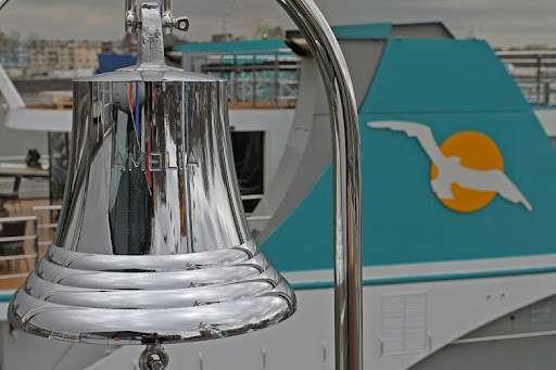 Neues Scylla-Schiff für Phoenix Reisen - MS Amelia wurde getauft