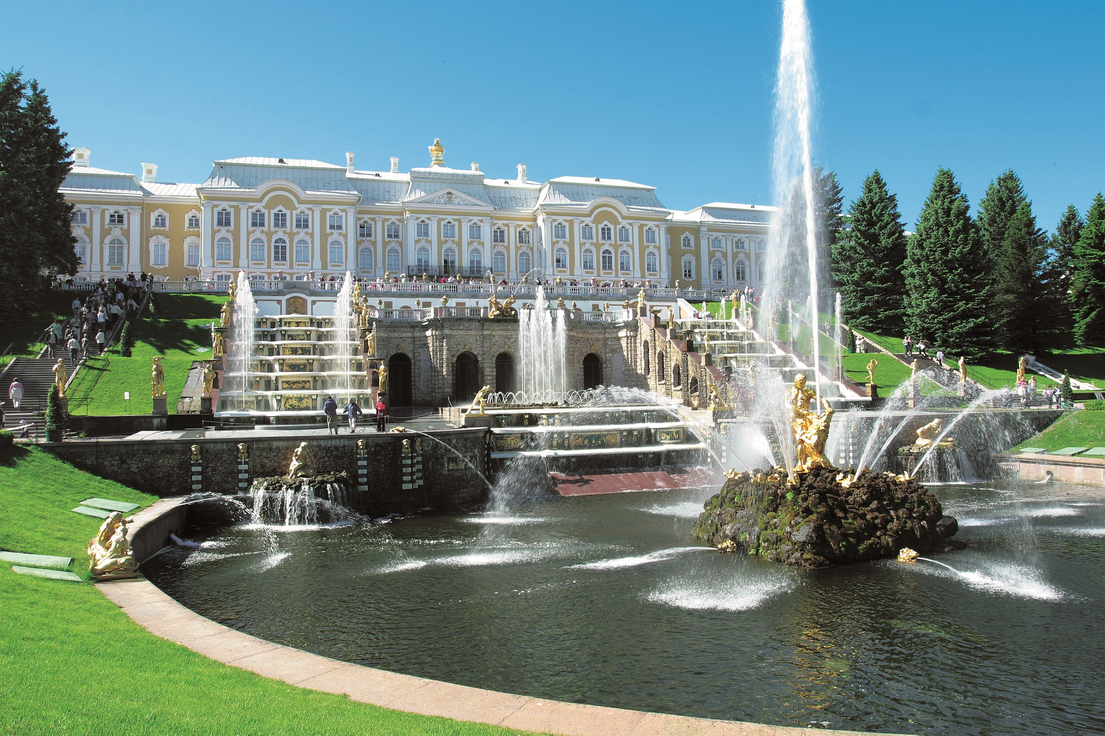 Hermitage St Petersburg_