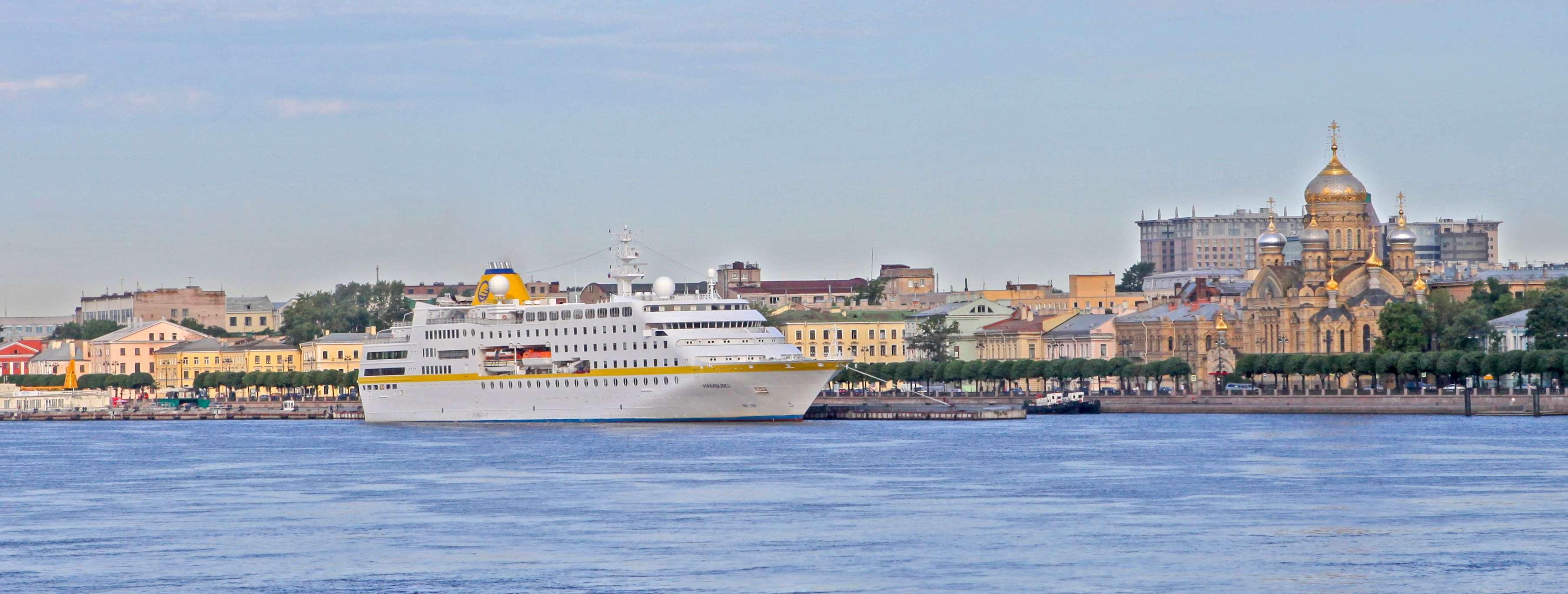 Hamburg St. Petersburg